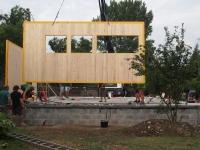 Dřevostavba - Velká Bystřice